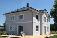 Fertighaus stadtvilla schlüsselfertig  Individuelle Einfamilienhaus Architektur, Einfamilienhaus Planung ...